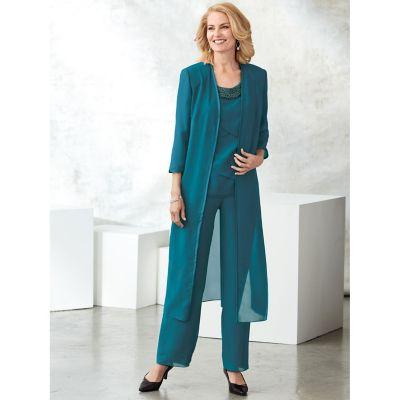 3725b75de65 OPT Wm Embellished Pants Set
