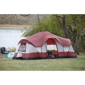 Outdoor Spirit 18u0027 x 10u0027 10-Person Dome Tent  sc 1 st  Bluestem Brands & Gettington - Outdoor Spirit 16u0027 x 9u0027 6-Person Family Dome Tent
