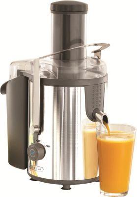 BELLA High Power Juice Extractor Gray photo