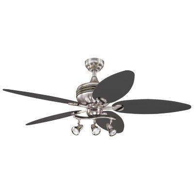 Westinghouse 52 brushed nickel ceiling fan