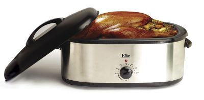Elite 18-Qt. Roaster Oven and Buffet Server photo
