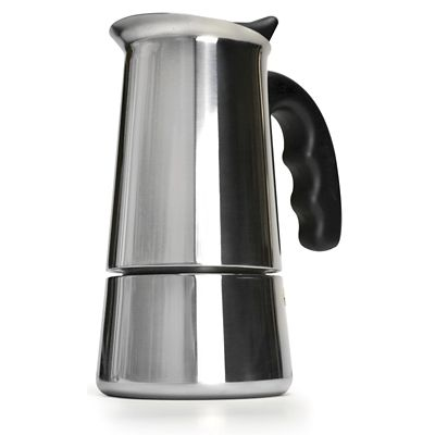 Primula 6 Cup Stainless Steel Stovetop Espresso Maker photo