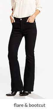 Women's Flare & Bootcut Jeans