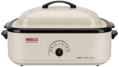 Nesco 18-Qt. Roaster Oven Red photo