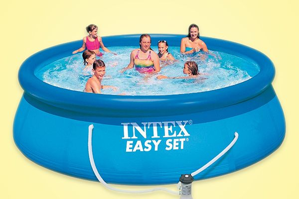 Fingerhut for Citywide aquatics division swimming pool slide