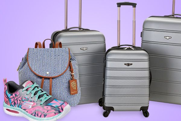 Buy one, get one 25% OFF Shoes, Backpacks and Luggage.