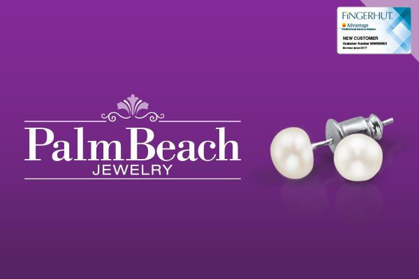 PalmBeach Jewelry - FREE Freshwater Cultured Pearl Earrings with every purchase!