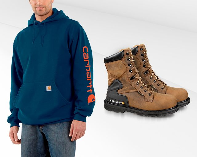 Stock up on the tough stuff with Carhartt!