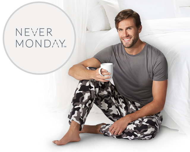 Never Monday