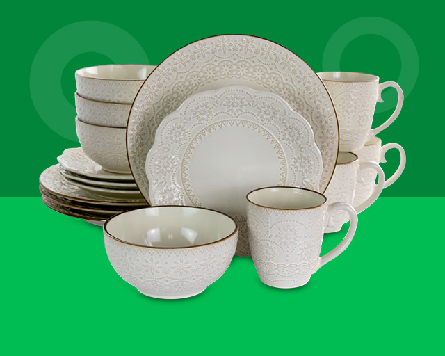 holiday dining items