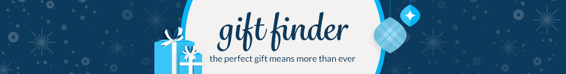 Gift Finder - you pick the perfect present