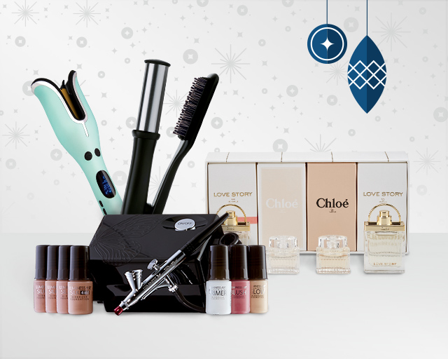 glam gifts shown