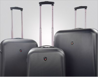 Travelers Club. Carry-ons, totes, duffles and sets. Up to 40% OFF*