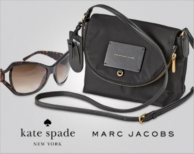 Designer Fashion Show. Starring Kate Spade and Marc Jacobs. 20% OFF*