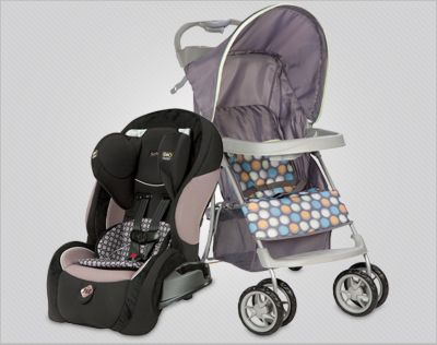 Babies on the Go. Car seats, strollers and booster seats. 20% OFF*.