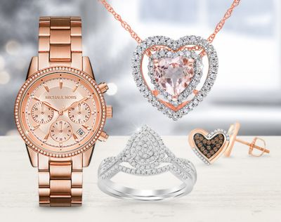 Dazzling Gifts. Featuring earrings, watches, necklaces, rings, more. BOGO 40% OFF.