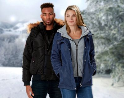 Outerwear and Boots for the family from Steve Madden, Canada Weather Gear, more. BOGO 40% OFF.