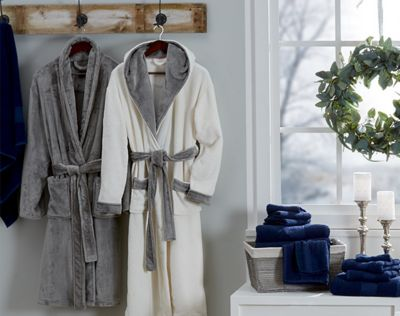 Cozy Sleepwear and Slippers. Gift-worthy picks for the whole family. BOGO 50% OFF.
