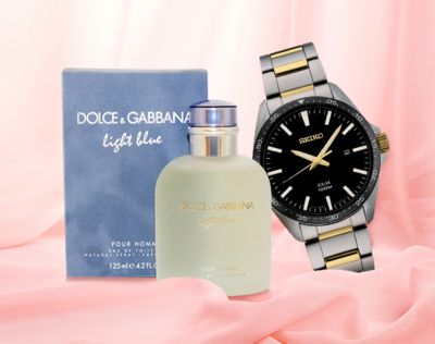 Valentine's Gifts for Him. Choose from fragrances, watches, jewelry, more. 25% OFF with promo code GET922.