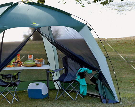 Memorial Day: Camping - Save 20% on grills, patio dining sets, lawn games, camping gear, more!