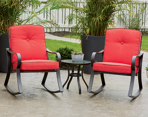 Memorial Day: Patio Dining - Save 20% save on sets from alcove™, McLeland Design®, Hanover, more!