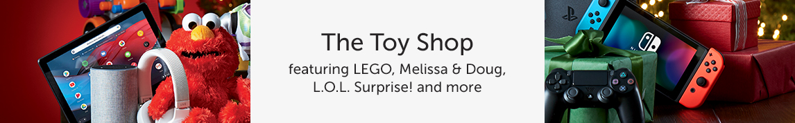 Links to the Toy Finder - where you can shop for toys by price, age, gender and hobbies!