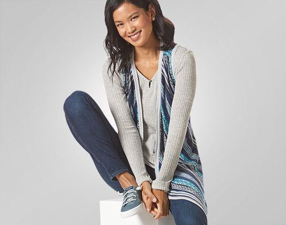 Links to: Buy one, get one 50% OFF select Sahalie items!