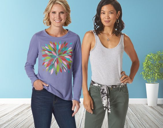 Links to: Buy one, get one 30% OFF select Sahalie items!