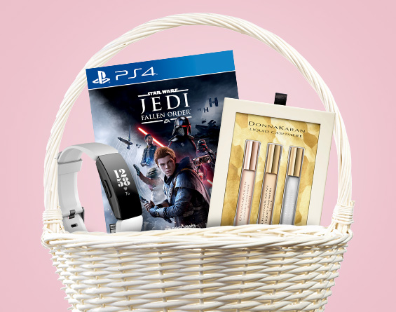 Basket Gifts for Teens