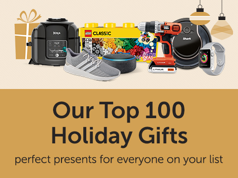 Our Top 100 Holiday Gifts - perfect for everyone on your list