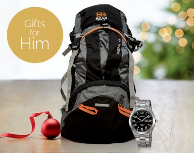 Gifts for Him. Featuring tools, clothes, electronics, more. SHOP NOW.