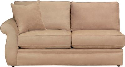 Veronica LAF AirDream™ Sectional Sleeper Full at BroyhillFurniture