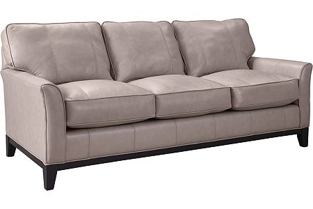 Broyhill Perspectives Leather Sofa Sofa Menzilperde Net