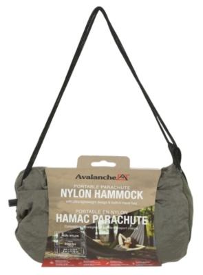 portable parachute nylon hammock   green   burkes outlet  rh   burkesoutlet