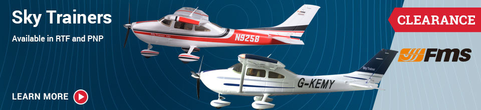 FMS Sky Trainers