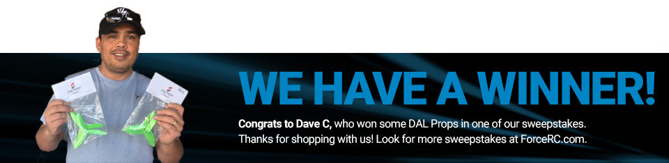 Congratulations to Dave C, winner of some DAL Props!