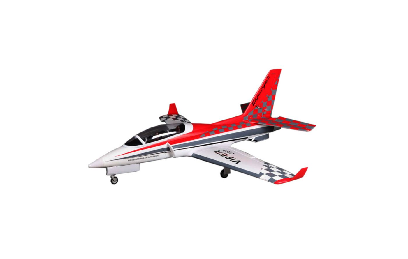 Image for Viper Jet Red PNP, EPO from Force RC