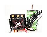 Castle Creations - 1/8 Mamba Monster X 25.2V ESC, 8A BEC with 1515-2200KV Sensored Motor