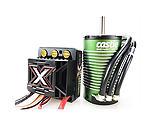 Castle Creations - 1/8 Mamba Monster X 25.2V ESC, 8A BEC with 1512-2650Kv Sensored Motor