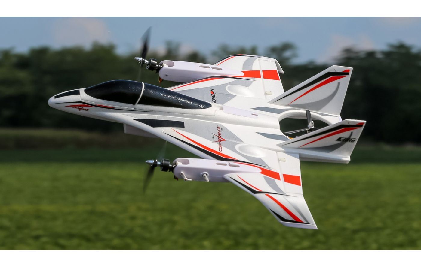 Image for Convergence VTOL BNF Basic, 650mm from Force RC