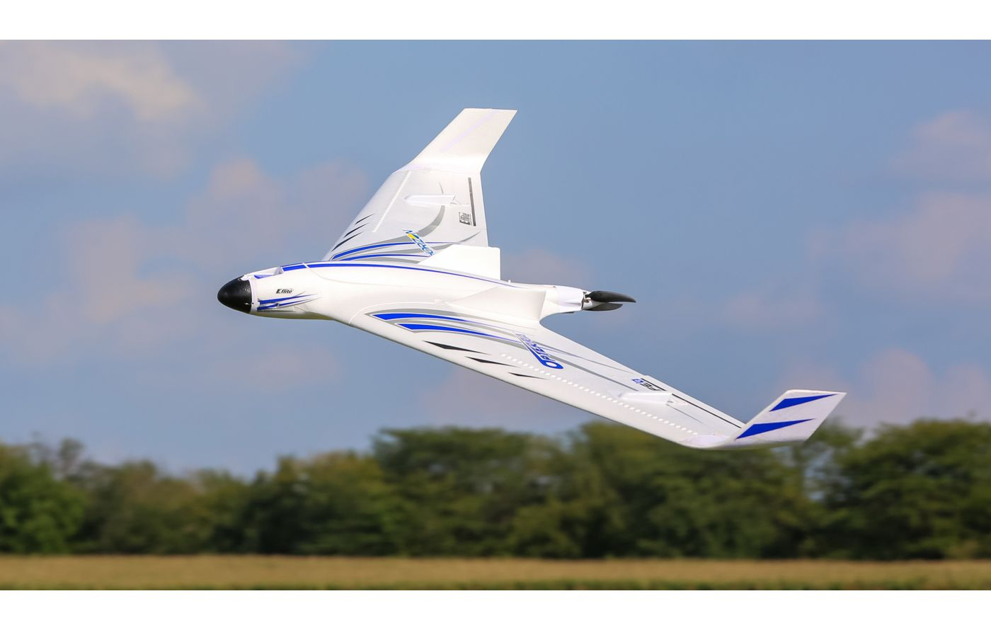 Image for Opterra 2m Wing BNF Basic with AS3X from Force RC
