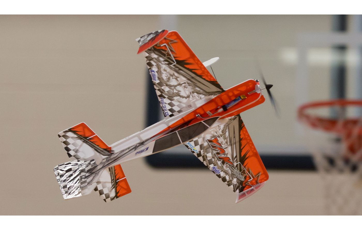 Image for UMX Yak 54 3D BNF Basic with AS3X from Force RC