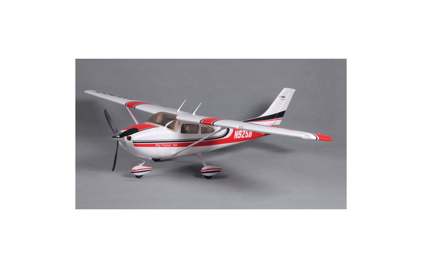 Image for Sky Trainer 182 PNP, 1400mm: Red from Force RC