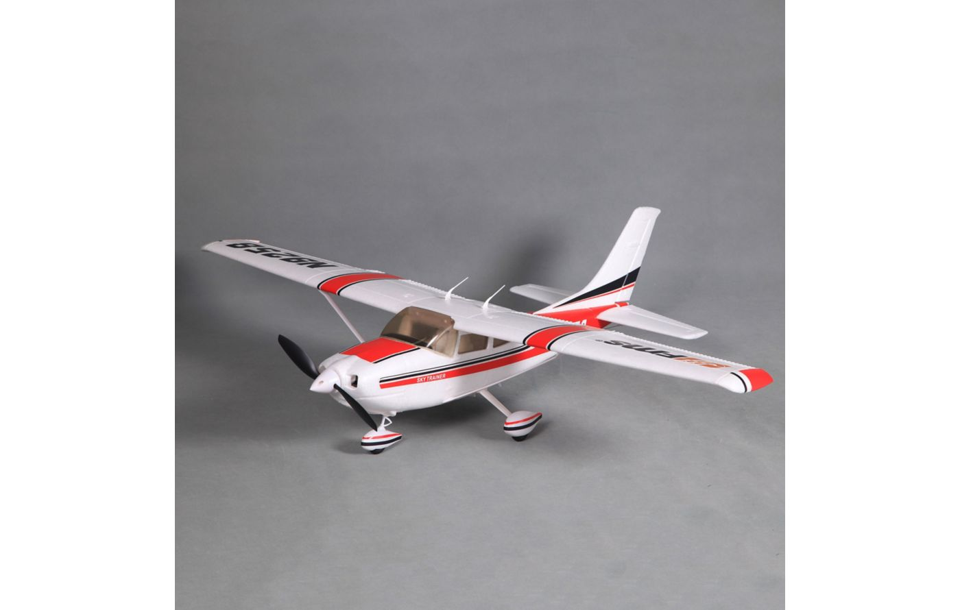 Image for Sky Trainer 182 V2 RTF, 1100mm: Red from Force RC