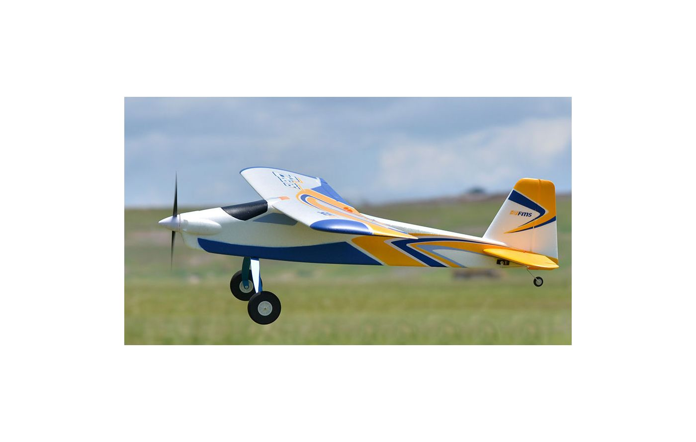 Image for Super EZ RTF, 1220mm from Force RC