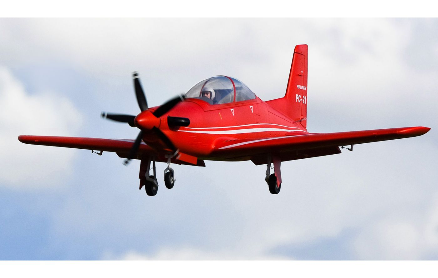 Image for Pilatus PC-21 PNP, 1100mm from Force RC