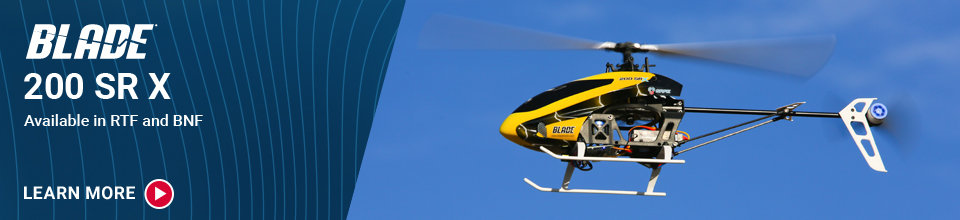 BLADE 200 SR X RC Helicopter