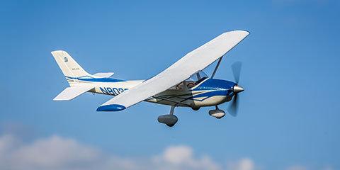 EFLU5650 E-flite UMX Cessna 182 BNF Basic with AS3X
