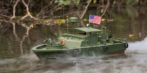 PRB08027 ProBoat 21-inch Alpha Patrol Boat