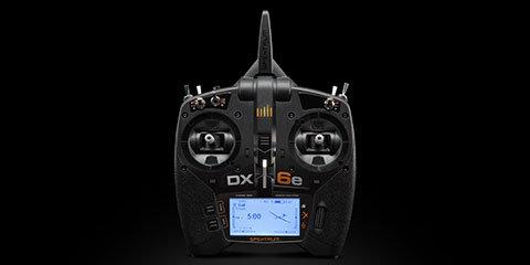 SPM6650/SPMR6650 Spektrum DX6e DSMX RC Transmitter